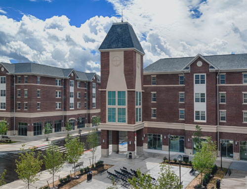 Campus Town Center – The College of New Jersey