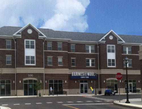 Barnes & Noble Bookstore Campus Town Center at TCNJ